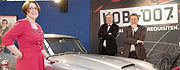 WOB 007. Bond's Autos und Requisiten